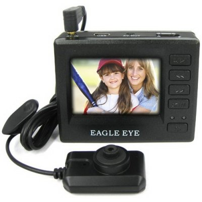 Full Feature Pocket DVR with High Resolution